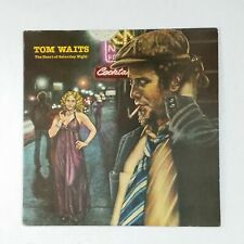 TOM WAITS The Heart Of Saturday Night 7E1015 SRC LP Vinyl VG+ near ++