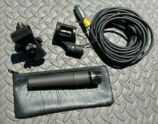 SHS OM-450 Instrument Microphone w/ drum clip and cable