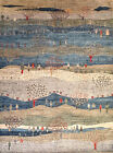 Hand-knotted Rug (Carpet) 9'X11'8, Gabeh mint condition