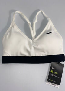 Nike  Women's Indy Sports Bra Compression Minimal Design NWT Size XS Extra Small