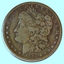 1891-O $1 Morgan Silver Dollar