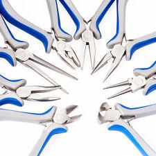 8pcs/Set Multi-Purpose Professional Jewelry Pliers Kits Crafting DIY Hand Tools
