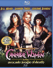 Cannibal Women in the Avocado Jungle of Death - Blu-Ray -  2015 - NEW!