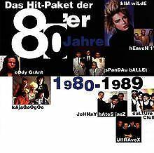 Das Hit-Paket der 80'Er Jahre von Various | CD | Zustand gut