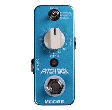 Mooer Audio Pitchbox Pitch Shifter *Open Box
