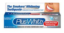 Plus White Smokers' Whitening Toothpaste