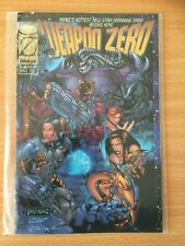 Weapon Zero #T4 Image Comics VF 1995