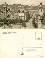 Slovensko - Bratislava - Stalinovo námestie a Poštová ulica (S-L XX261)