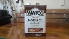 Watco Danish Oil Light Walnut - Gallon