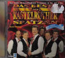 Kastelruther Spatzen-Das Beste cd album