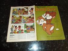 DONALD DUCK - NO 10 - Date 03/1972 - Dutch Walt Disney Comic (In Dutch)