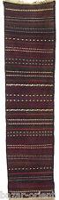 305x80 cm antico orientalich belotsch Kilim Tappeto Nomad Kilim Afghanistan no:2