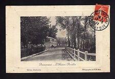 DENNEMONT 78 Yvelines environs de Mantes L'ancien pavillon attelage petit plan