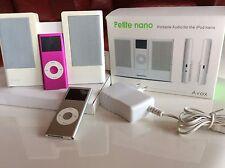 "iPod nano ""Petite nano"" mobiles Audio System - Avox in Originalverpackung"