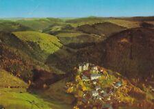 Burg Lauenstein , Lauenstein im Frankenwald ,Ansichtskarte