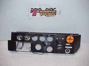 NASCAR Aluminum Race Car Dash & Switch Panel from JR Motorsports Earnhardt JR10