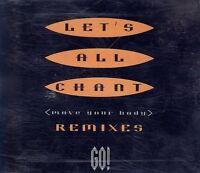 Go Let's all chant-Remixes (1994) [Maxi-CD]