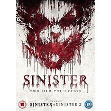 Ethan Hawke Horror Box Set DVDs & Blu-ray Discs