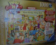 PUZZLE HUMORISTIQUE 1000 pièces, complet : LES ARTISTES