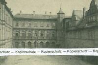 Coburg : Hof in der Ehrenburg  -  um 1920           W 15-10