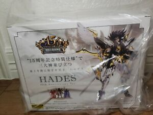 Saint Seiya Myth Cloth Hades 15th God Anniversary Ver. Bandai Japan NEW