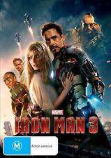 Iron Man 3 DVD - Region 4
