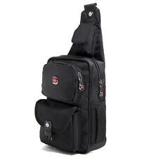 Waterproof Sport Swiss Gear Hiking Bicycle Chest Pack Body Backpack Shoulder Bag