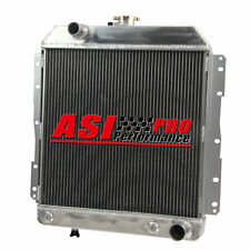 3Row Aluminum Radiator For 1958 Chevy Bel Air Radiator 283 auto trans Vintage 58