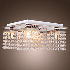 Chandelier Ceiling Pendant Light Modern Elegant Crystal 5 Lamp Fixture lighting