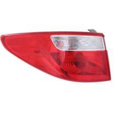 for 2013 2014 2015 2016 Hyundai Santa Fe LH Left Drive Tail lamp light 7 Seat
