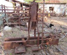 Oilfield Pipe Straightener Machine Used Shop made