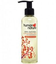 Human Nature - 100% Natural Cleansing Oil with Sunflower (195ml) - Face Cleanser