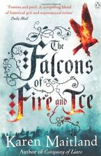 The Falcons of Fire and Ice,Karen Maitland- 9780141047454