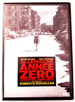 Allemagne année zéro - ROSSELLINI - dvd comme neuf
