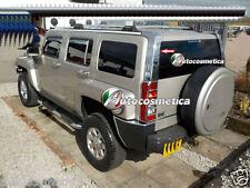 Cover in abs cromo angolari superiori tetto posteriore Hummer H3