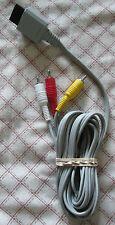 Genuine Nintendo Wii AV Cable RVL-009