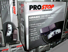 PROSTOP CERAMIC DISC BRAKE PADS PR524c fits Chrysler Dodge