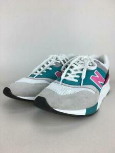 NEW BALANCE cm997Hzh Gray 27cm Gry  Low-Cut Size 9 Gray sneaker 3969 From Japan