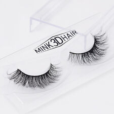 Slender Luxurious 3D False Eyelashes Natural Long Roll Warped False Eyelash
