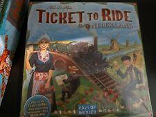 Ticket to Ride, Nederland, Niederland, Erweiterung Zug um Zug (Spiel des Jahres)
