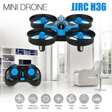 H36 Mini 2.4GHz 4CH 6 Axis Gyro RC Quadcopter Remote Control Toys For Children