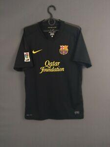 Barcelona Jersey 2011/12 Away Medium Shirt Mens Camiseta Football Nike ig93