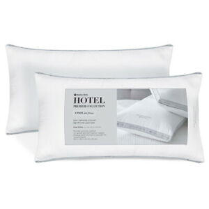 Hotel Premier Collection KING Pillows By Members Mark  (2-pack) GREAT DEAL!!