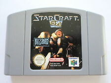Strategy Video Game for Nintendo 64
