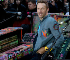 Chris Martin UNSIGNED photo - K7342 - Lead singer of the rock band Coldplay