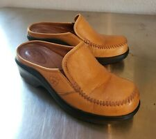 ARIAT Mules size 6.5 Camel Leather Women's Shoes