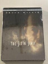 The Sixth Sense (Dvd, 2002, 2-Disc Set, Vista Series) Widescreen New, F. Sealed.
