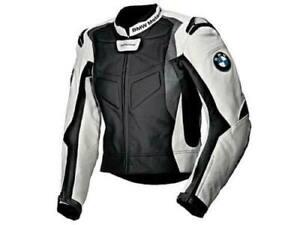 Men's BMW Motorbike Motorcycle Leather Jacket Motorcycle Riding Jacket All Sizes