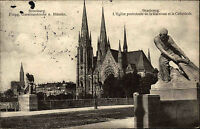 Strassburg Strassbourg Frankreich France Elsass Alsace 1913 Eglise Dom Münster