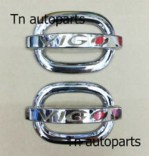 Chrome Side Lamps Indicator Cover Trim For Toyota Hilux Vigo Sr5 Mk6 V.2 2005-10